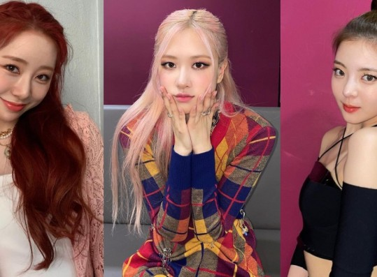 BLACKPINK Rosé, ITZY Lia, and More: Korean Media Outlet Names the Female K-Pop Main Vocalists Who Are Visuals