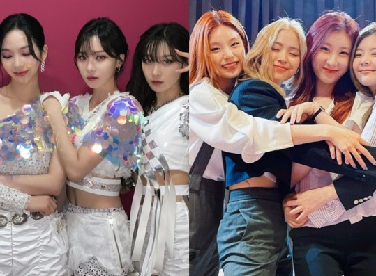 aespa, ITZY, and More are the Fourth Generation K-Pop Girl Groups That Exceeded 3 Million Monthly Listeners on Spotify