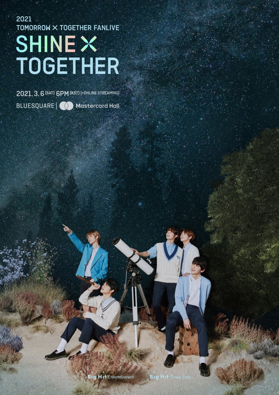 TXT adorns Rolling Stone India cover