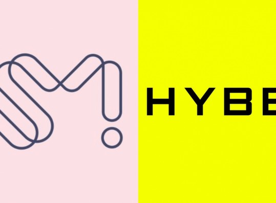 SM Entertainment and HYBE