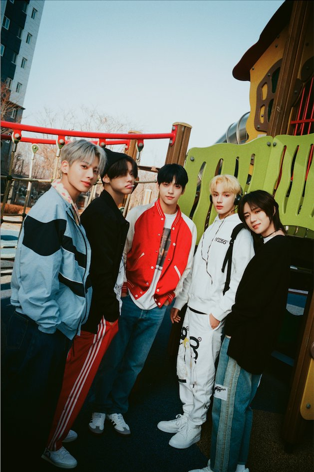 TXT, #5 on the US Billboard 200... Best record in the 3rd year of debut