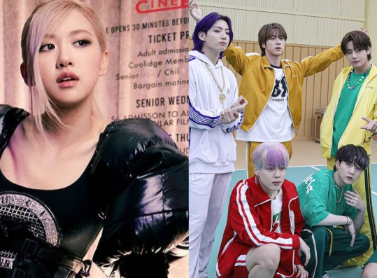 BLACKPINK Rosé, BTS, and More: These are the 2021 K-Pop Music Videos That Have Surpassed 100 Million Views So Far