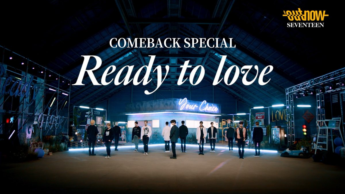SEVENTEEN, 'Ready to love' choreography video released