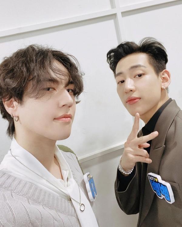 GOT7 Yugyeom and Bambam