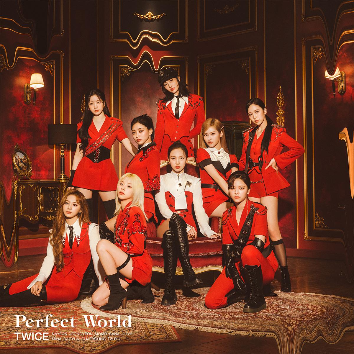 TWICE revela nova capa de álbum japonês ... carisma suave