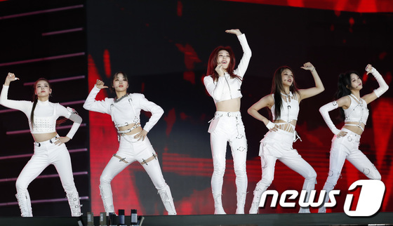 'ITZY', a stage that gives dreams and hopes at 'Dream Concert'
