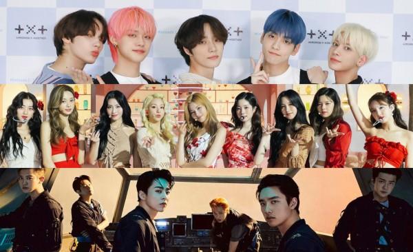 Genius Korea Top 10 Albums for June 2021