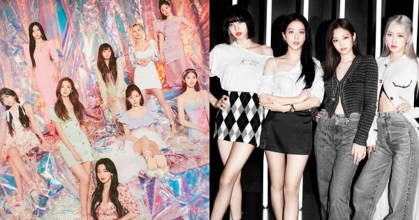 TWICE, BLACKPINK, and More are the Most Popular Girl Groups in Japan Right Now