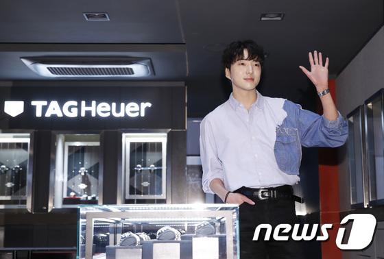 Kang Seung-yoon 'Happy Smile'