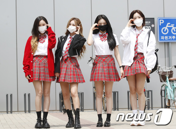 T-ARA, doll visuals that cannot take your eyes off