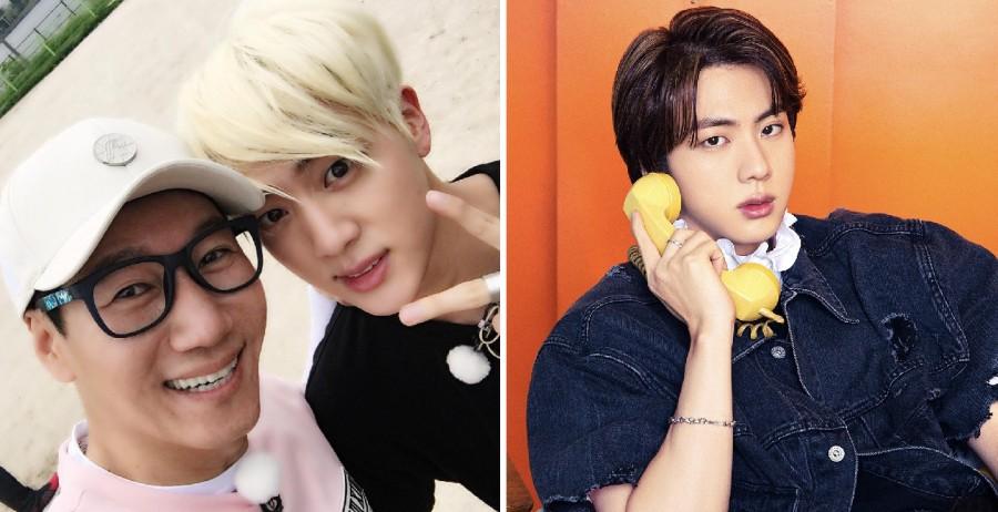BTS Jin, Ji Seok Jin