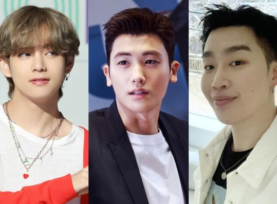 BTS V, Park Hyung Sik, Peakboy