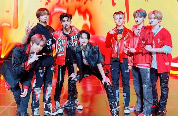 NCT Dream Hot Sauce
