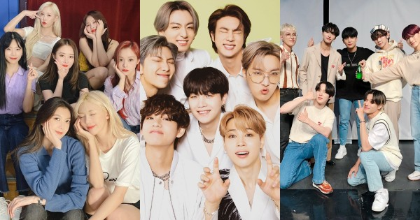 BTS, ATEEZ, and More: Hanteo Chart Names the Top 50 K-Pop Artists in the First Half of 2021