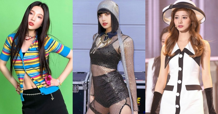 Dispatch Selects the 9 Female Idols With Perfect Proportions