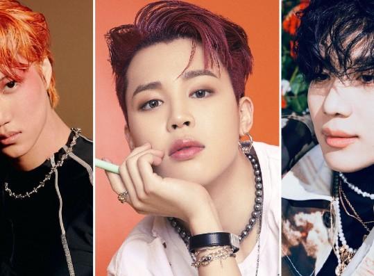 EXO, Kai, BTS Jimin, SHINee Taemin
