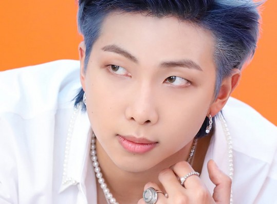 BTS RM Reveals He Lived Off Salads for Two Weeks in Preparation for the 'Butter' Photoshoot