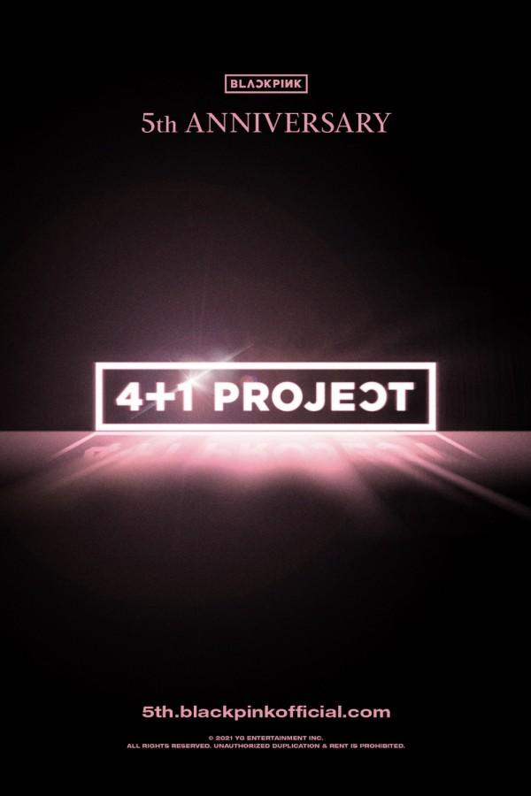 BLACKPINK 4+1 Project