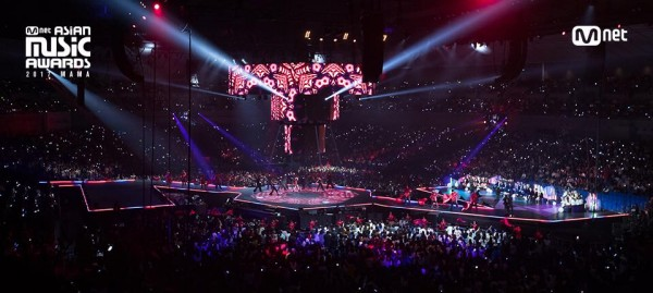 Mnet Asian Music Awards MAMA