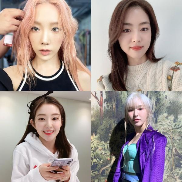 Taeyeon, Lee Yeon Hee, Irene, Wendy
