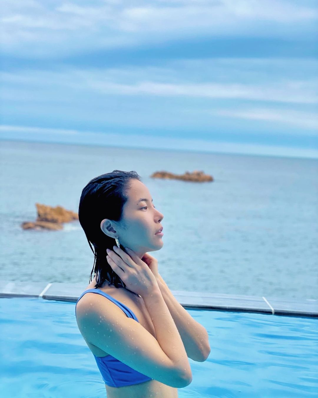 Mamamoo Solar, perfect bikini body… Show off your hot body after a successful diet