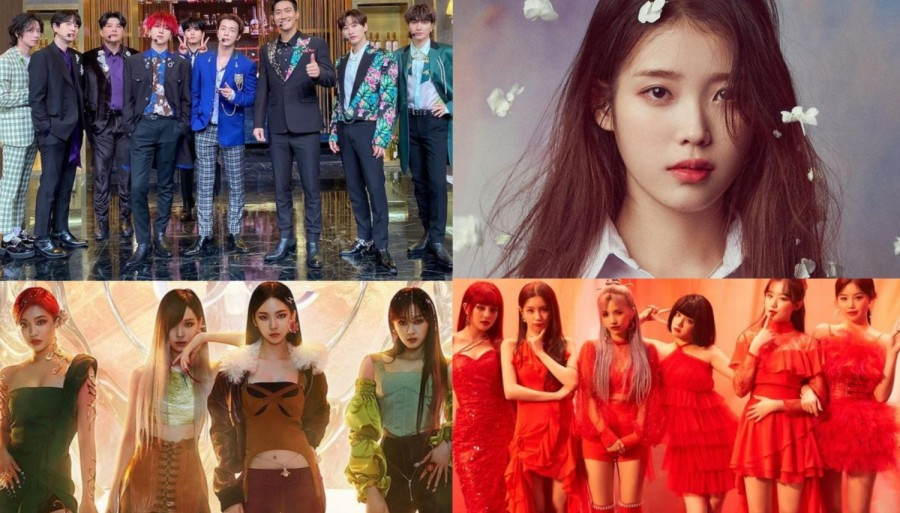 KKBOX Announces 'Top Korean Singers,' 'Top New Artists,' and 'Best K-pop Songs' in the First Half of 2021
