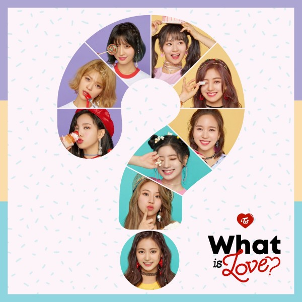 TWICE What is Love?