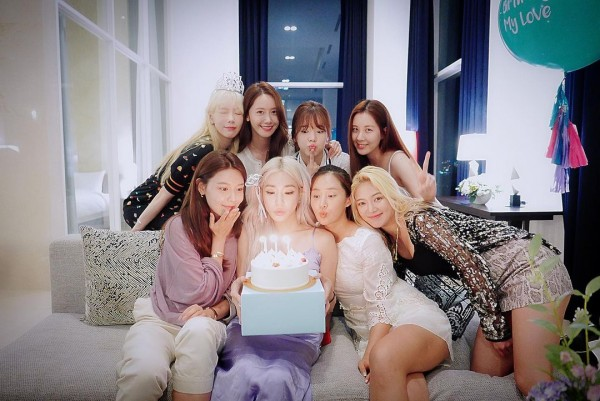 Girls' Generation in Discussion to Appear as Whole Group on 'You Quiz on the Block'