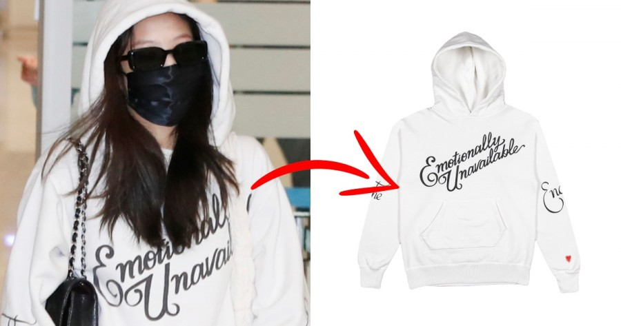 BLACKPINK Jennie's Cozy Airport Look Is Worth Over $10,000 — Here are the Pieces