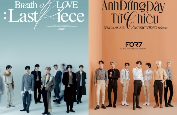 GOT7 and FOR7