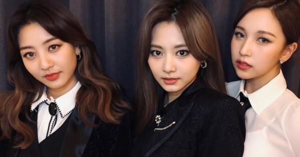 TWICE Jihyo, Tzuyu, and Mina Reveal Their True Personality Through Their Behavior with Staff