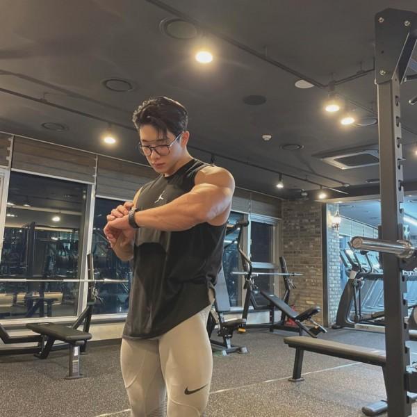 Wonho Workout Routine