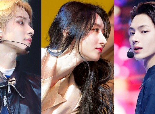 NCT Jungwoo, ENHYPEN Jay, and More: These are Idols With the Prettiest Side Profiles