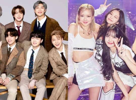BTS Member Caught Singing BLACKPINK 'Lovesick Girls' — But Which Member Is It?