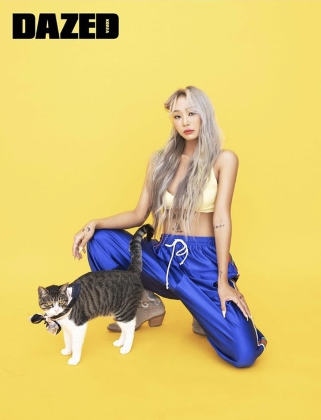 Hyolyn x Da-som, sexy and charismatic at once... unique charm