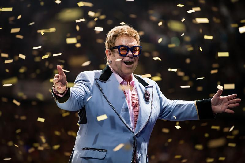 'Pop legend' Elton John joins BTS 'Permission to Dance' challenge