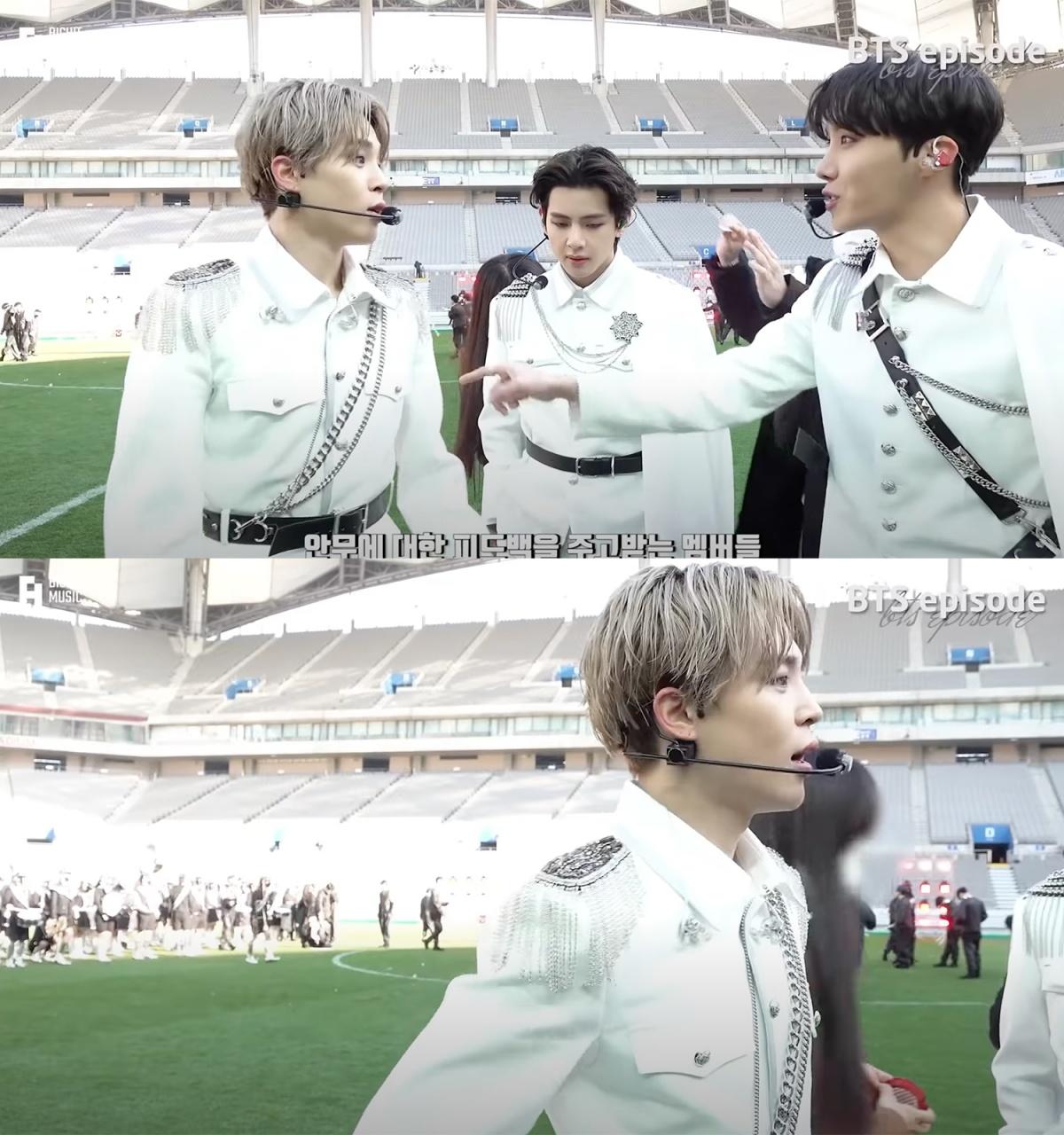 BTS Jimin, the enchanting visual of 'uniform Jimin'