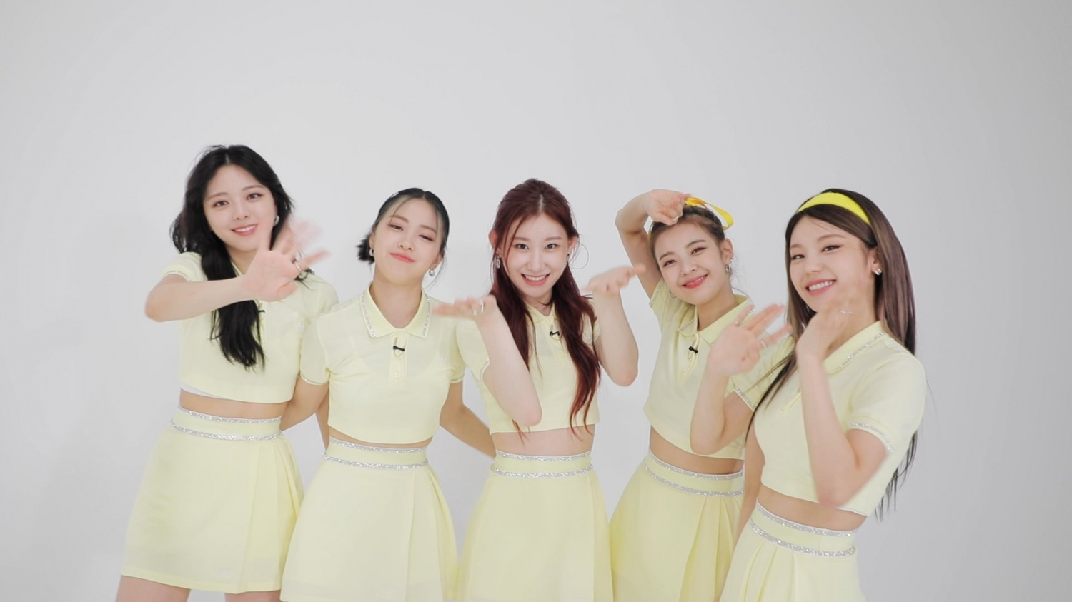 ITZY Chaeryeong, 'Studio Dance' Selected as Artist of August