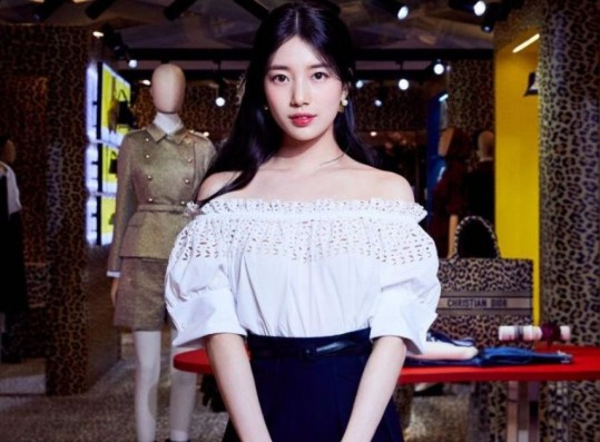 Suzy Diet and Exercise — Here's How to be as Hot as 'The Nation's First Love'