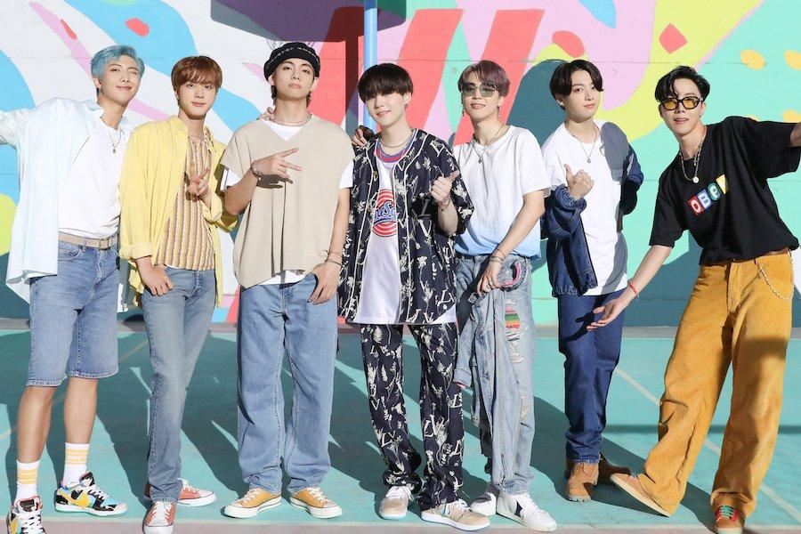 BTS V, loveliness exceeds the limit