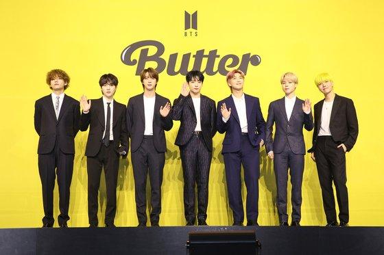 BTS, Billboard 'Hot 100' Top 10 for 12 weeks... 'Butter' #7