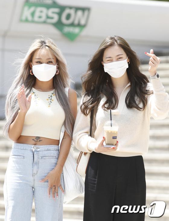 Hyolyn X Da-som, Fantastic Duet