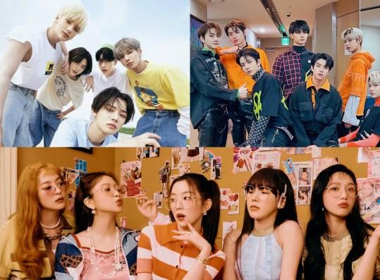IN THE LOOP: Red Velvet 'Queendom,' TXT 'LO$ER=LOVER' & More of Newest K-pop Releases This Week
