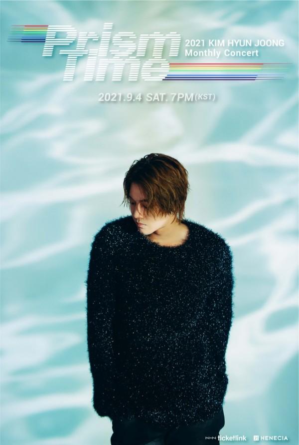 Kim Hyun Joong 'Prism Time'