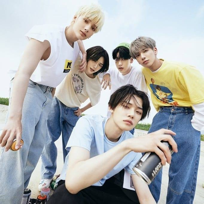 TXT, the best performance of 'Magic' on MTV in the US