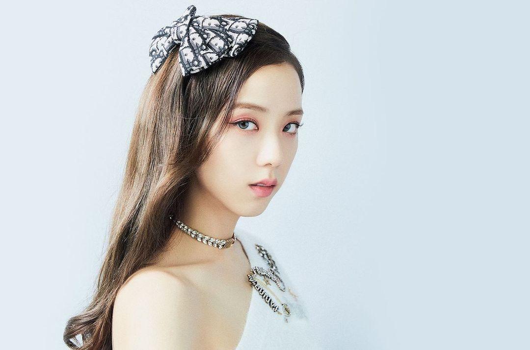 BLACKPINK Jisoo, self-luminous beauty.. Alluring beauty