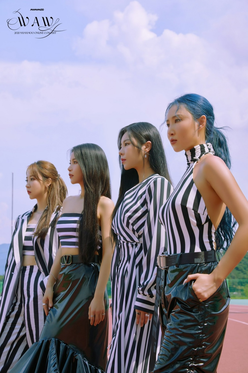 Mamamoo, online concert 'WAW' lovely teaser released… radiating bright energy