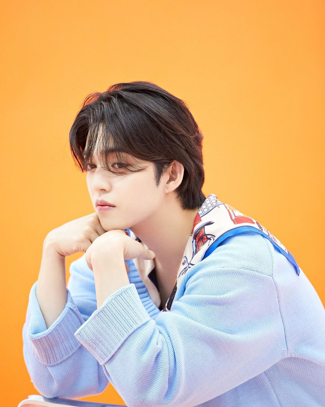 Seventeen S.Coups, sniping women's hearts with boyfriend-looking photos