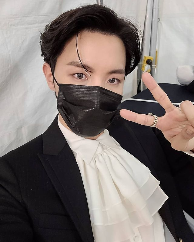 BTS J-Hope, the first Korean solo artist to surpass 7 million Spotify followers