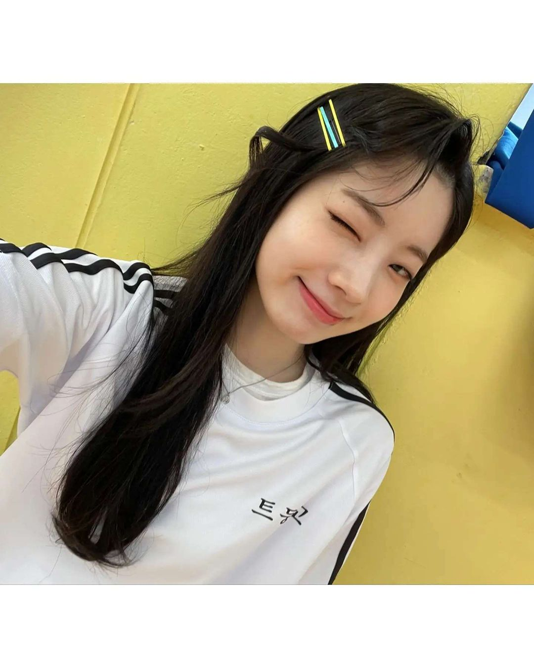 TWICE Dahyun, fresh visual like a high school student